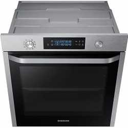 SAMSUNG DUAL COOK OVEN NV75K5571RS STAINLESS STEEL 60 CM