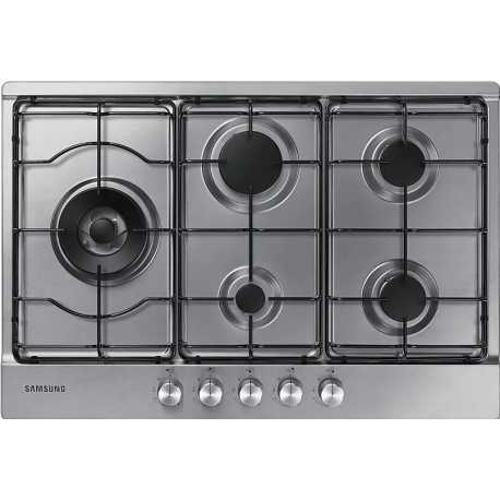 SAMSUNG GAS HOB NA75M3130AS STAINLESS STEEL - 75 CM