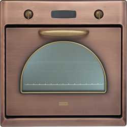 FRANKE CM 981 M ELECTRIC THERMOVENTILATED OVEN COUNTRY DESIGN 60 CM