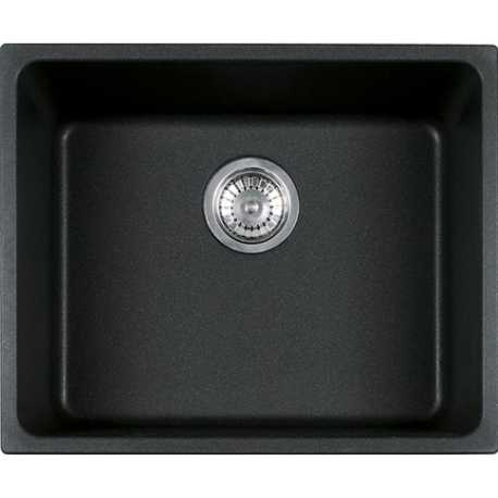 FRANKE KUBUS KBG 110-50 UNDERMOUNTED KITCHEN SINK 1 BOWL FRAGRANITE