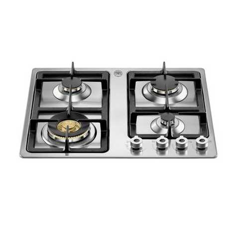 LA GERMANIA GAS HOB P6801PROX STAINLESS STEEL - 60 CM