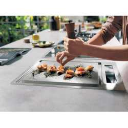KITCHEN AID DOMINO TEPPANYAKI 38 CM KHTD2 38510