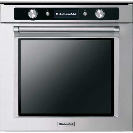 KITCHEN AID MULTIFUNCTION PYROLITIC OVEN 60 CM KOASP 60602