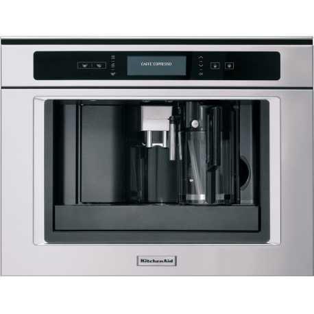 KITCHEN AID BUILT-IN COFFEE MACHINE 60 CM KQXXX 45600