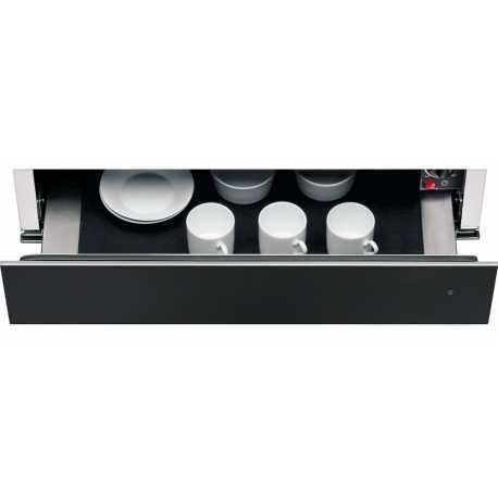 KITCHEN AID BLACK STAINLESS STEEL WARMING DRAWER 14 CM KWXXXB 14600