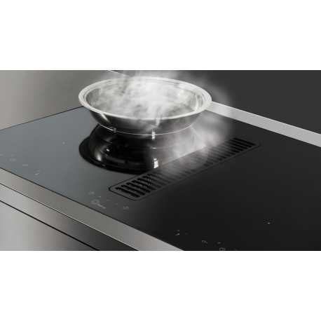 ESISTYLE INDUCTION EXTRACTOR HOB SMART ONE 77 CM