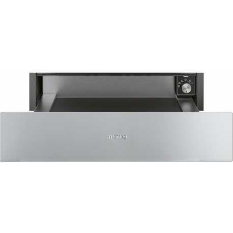 SMEG WARMING DRAWER CPR315X STAINLESS STEEL CLASSIC AESTHETIC
