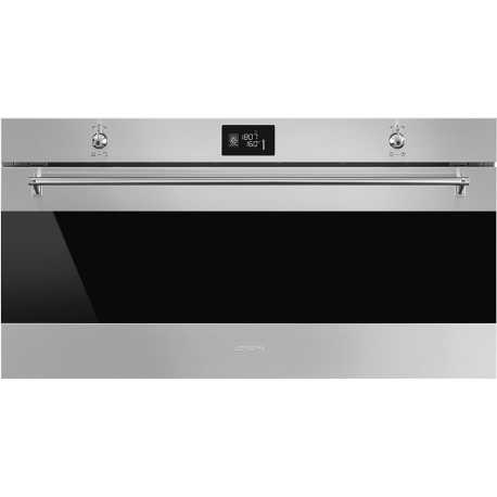SMEG SFR9390X THERMOVENTILATED OVEN CLASSIC AESTHETIC 90X48 CM