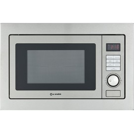 SMALVIC MICROWAVE OVEN WITH ELECTRIC GRILL 1014150000 STAINLESS STEEL 60 CM