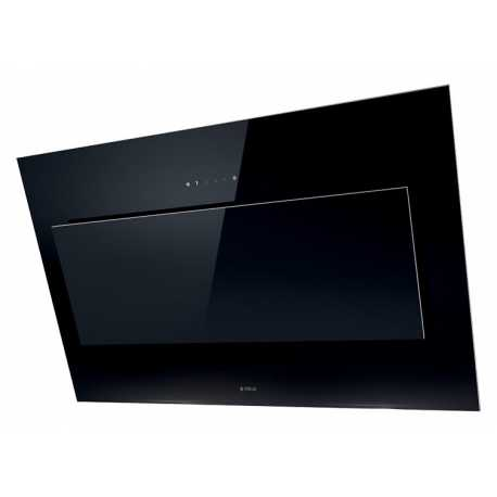 ELICA VERTIGO BLACK 90 CM WALL MOUNTED HOOD