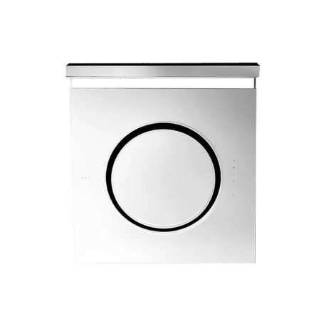 ELICA OM WHITE 80 CM WALL MOUNTED HOOD