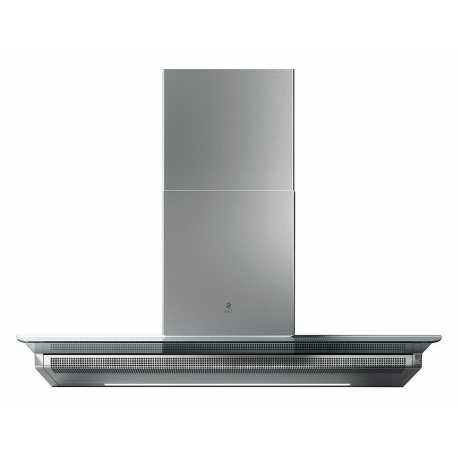 ELICA SERENDIPITY IX WALL MOUNTED HOOD STAINLESS STEEL AND GLASS