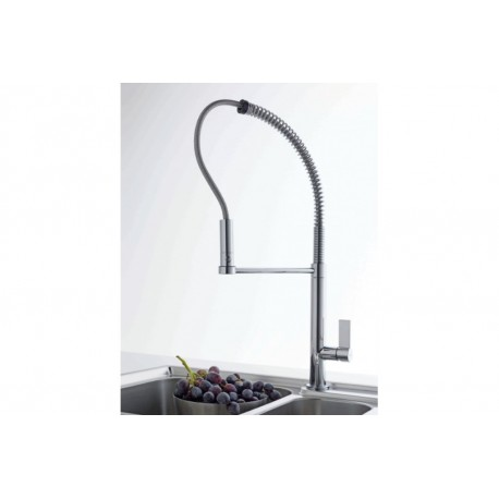 FRANKE OVERSIZE SINGLE LEVER SINK MIXER TAP CHROME