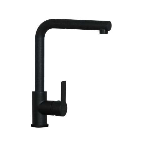 SCHOCK AQUATOWN DOCCIA SINGLE LEVER SINK MIXER TAP WITH PULL OUT SPRAY ANTHRACITE
