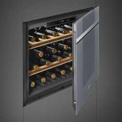 SMEG BUILT-IN WINE COOLER CVI121S3 60x45 CM