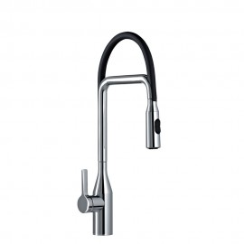FRANKE MAXXIS SINGLE LEVER SINK MIXER TAP CHROME
