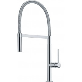 FRANKE LOUNGE SINGLE LEVER SINK MIXER TAP CHROME